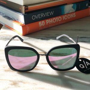 "Quay Australia ""Capricorn"" Sunglasses."